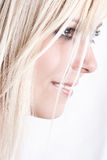 Close up portrait Royalty Free Stock Image
