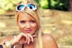 Close up portrait Royalty Free Stock Photography