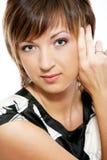 Close-up portrait Stock Image