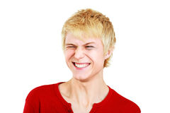 Man with a smile Royalty Free Stock Image
