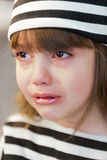 Children's tears Stock Photography