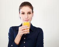 Close up portrait drink Royalty Free Stock Photo