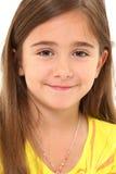 Close-up Portrait of Girl Stock Photos