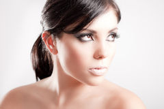 Free Close Up Portrait Of A Beautiful Blonde Stock Photo - 11767770
