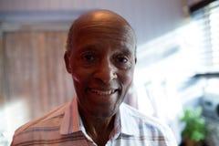 Close up portrait of senior man Royalty Free Stock Image