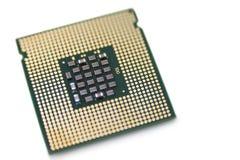 Close-up of a processor Stock Photos