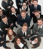 close-up professioneel groot commercieel team royalty-vrije stock fotografie
