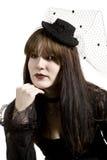 Close up of punk girl Stock Photos
