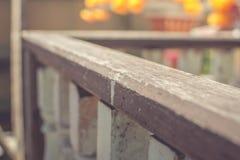 Close up of railings background. stock image