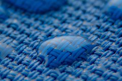 Close up from a raindrop over texture royalty free stock images