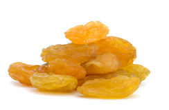 Close-up Raisins (sultana) Royalty Free Stock Image