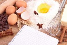 Baking ingredient Stock Images