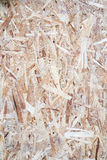 Close up of a recycle compressed wood surface Stock Image