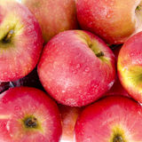Close up Red Apple image Royalty Free Stock Photography