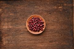 Close up of red bean Stock Photo