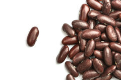 Close up red beans Royalty Free Stock Photography