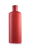Close up of a red bottle Stock Photo