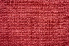 Close up red fabric texture and background witth space. Close up red fabric texture and background witth space Royalty Free Stock Photography