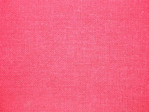 Close up red frabric textured background for scrap booking Stock Photos