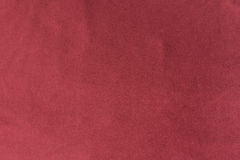 Close up red/pink fabric texture. Background Royalty Free Stock Photo