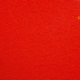 Close up of a red vinyl microgroove Stock Photos