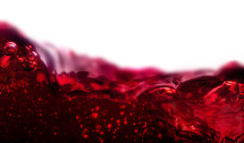 Close up of red wine Royalty Free Stock Photo