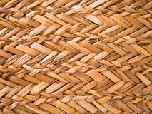 Close up reed mats pattern, as a background stock photography