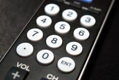 Close up of a remote control Stock Photos