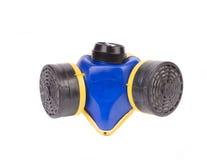 Close up of respirator. Stock Photo