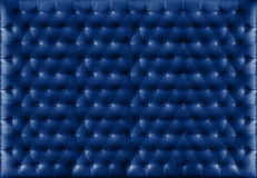 Close up retro chesterfield style Stock Image