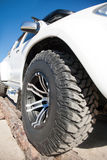 Close up of rims car alloy wheel Royalty Free Stock Images