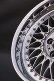 Close up of rims car alloy wheel. Stock Photos