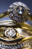 Close up of ring Stock Photo