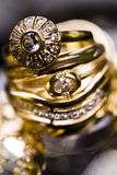 Close up of ring Royalty Free Stock Photography