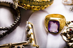 Close up of ring Royalty Free Stock Image
