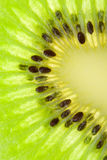 Close-up ripe kiwi texture Royalty Free Stock Photography