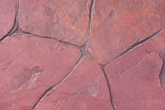 Close up of rock texture floor for background Stock Image