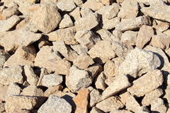 Close up of rocks Stock Photography