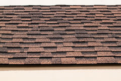 Close-up of roof tiles Royalty Free Stock Images