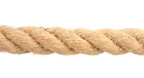 Close-up of rope Stock Image