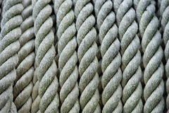 Close up  of   rope Royalty Free Stock Images