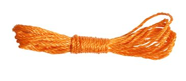 Close up of rope part Stock Photography