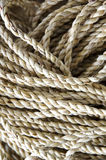 Close up rope texture Royalty Free Stock Images