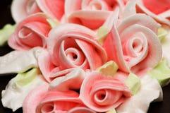 Close up of rose decoration Stock Photos