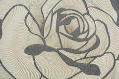 Close up of rose wallpaper Royalty Free Stock Photos