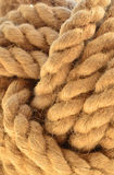 Rough rope Royalty Free Stock Photos