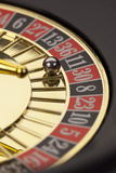 Close-up of Roulette Royalty Free Stock Photography