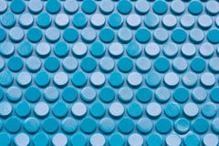 Close up of a rubber texture Royalty Free Stock Photo