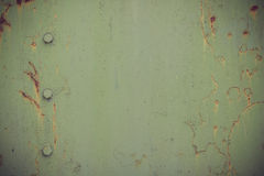 Close up rust steel background Stock Photography