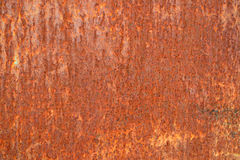 Close-up of rust surface Stock Photography